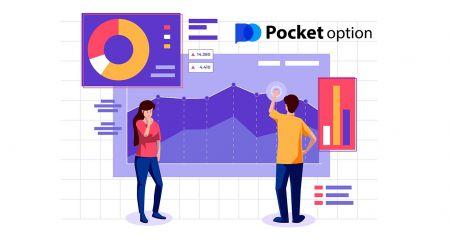 Como registrar e negociar opções digitais em Pocket Option
