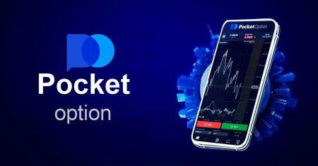 Como baixar e instalar o aplicativo Pocket Option para celular (Android, iOS)