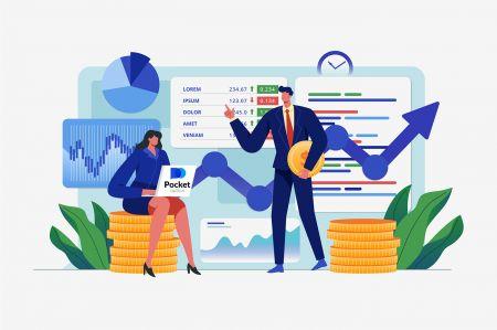 Como negociar opções digitais em Pocket Option
